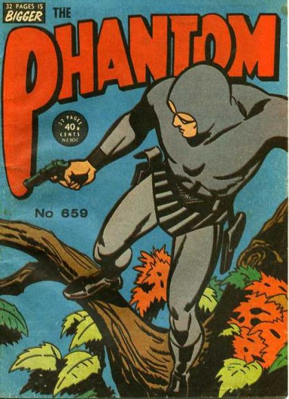 Frew - The Phantom Issue #659