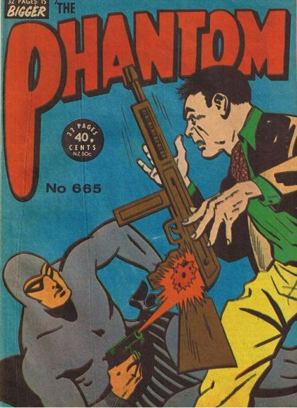 Frew - The Phantom Issue #665