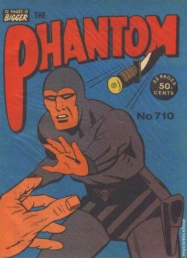 Frew - The Phantom Issue #710