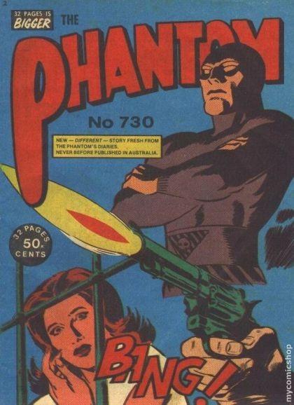 Frew - The Phantom Issue #730