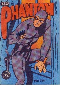 Frew - The Phantom Issue #751