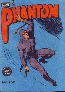 Frew - The Phantom Issue #752