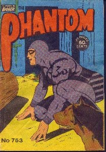 Frew - The Phantom Issue #753