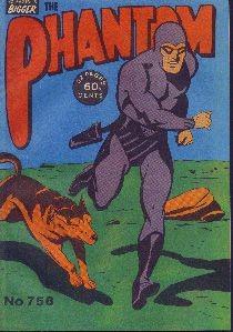 Frew - The Phantom Issue #756