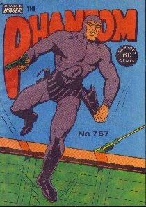Frew - The Phantom Issue #757