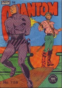 Frew - The Phantom Issue #758