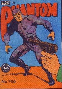Frew - The Phantom Issue #759