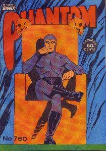Frew - The Phantom Issue #760
