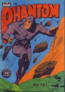 Frew - The Phantom Issue #761