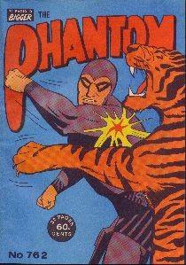Frew - The Phantom Issue #762