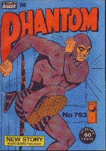 Frew - The Phantom Issue #763