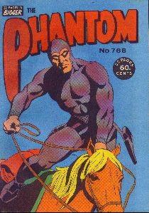 Frew - The Phantom Issue #768