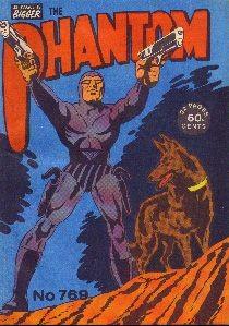Frew - The Phantom Issue #769