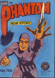 Frew - The Phantom Issue #782
