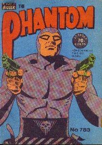 Frew - The Phantom Issue #783