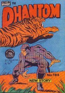 Frew - The Phantom Issue #784