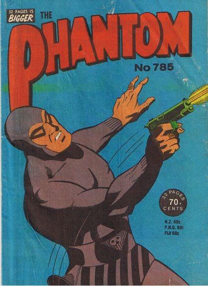 Frew - The Phantom Issue #785