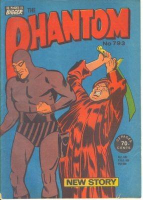 Frew - The Phantom Issue #793