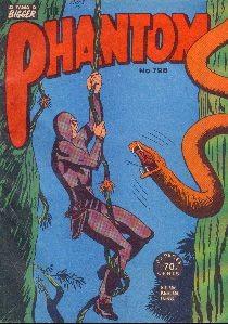 Frew - The Phantom Issue #798