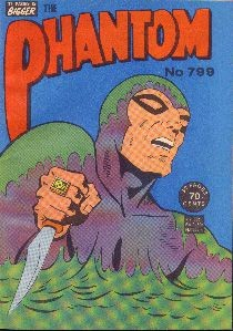 Frew - The Phantom Issue #799