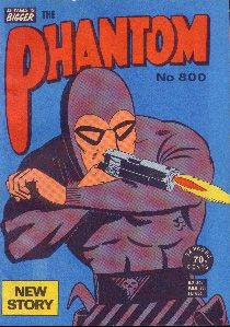 Frew - The Phantom Issue #800