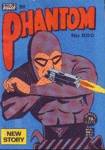 Frew - The Phantom Issue #800