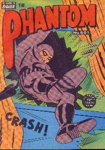 Frew - The Phantom Issue #801