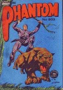 Frew - The Phantom Issue #803