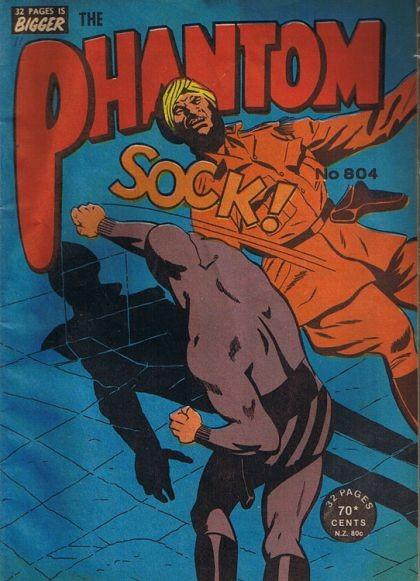 Frew - The Phantom Issue #804