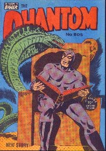 Frew - The Phantom Issue #805