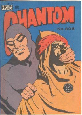 Frew - The Phantom Issue #808