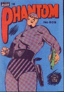 Frew - The Phantom Issue #809