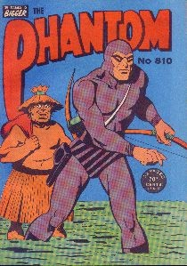 Frew - The Phantom Issue #810