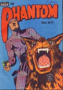Frew - The Phantom Issue #811