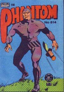 Frew - The Phantom Issue #814