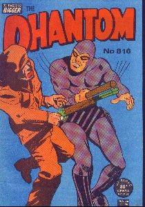 Frew - The Phantom Issue #816