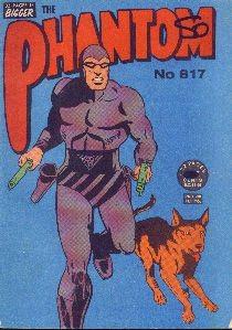 Frew - The Phantom Issue #817
