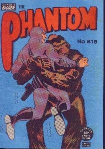 Frew - The Phantom Issue #818