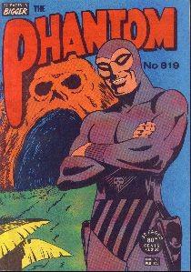 Frew - The Phantom Issue #819
