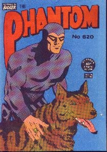 Frew - The Phantom Issue #820
