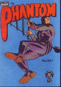 Frew - The Phantom Issue #821