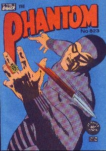 Frew - The Phantom Issue #823