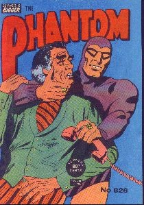 Frew - The Phantom Issue #826