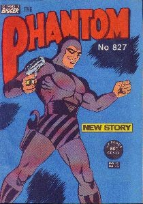 Frew - The Phantom Issue #827
