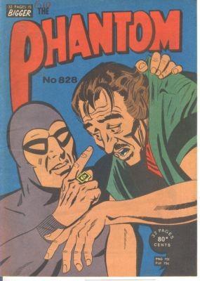 Frew - The Phantom Issue #828