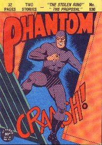 Frew - The Phantom Issue #830