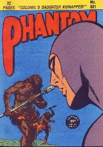 Frew - The Phantom Issue #831