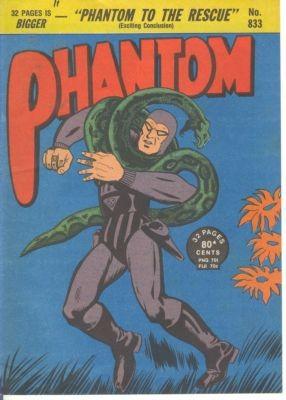 Frew - The Phantom Issue #833