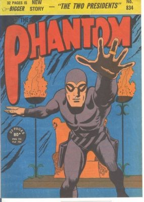 Frew - The Phantom Issue #834