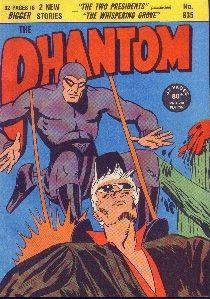 Frew - The Phantom Issue #835